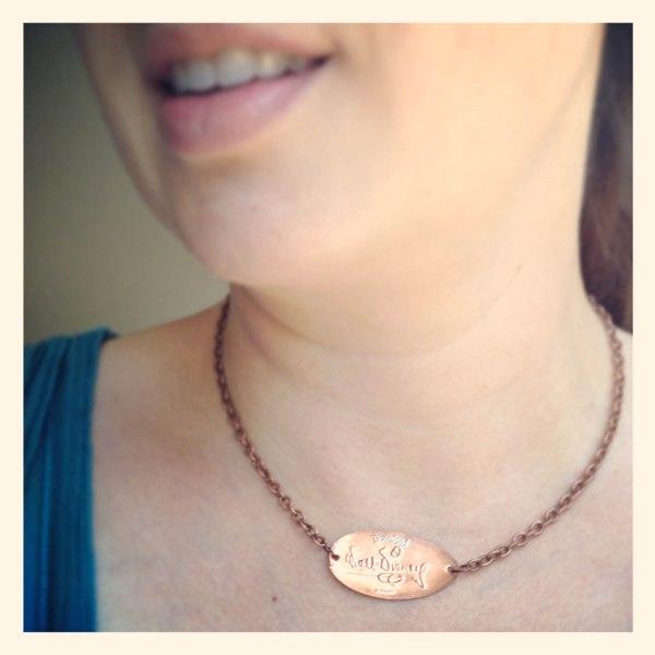 DIY Pressed Penny Jewelry