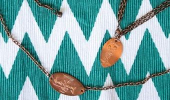 DIY Pressed Penny Jewelry
