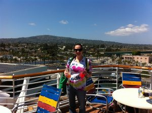 Disney Cruisin' the Mexican Riviera - Day One, Part One - Embarkation
