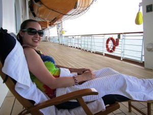 Disney Cruisin' the Mexican Riviera - Day Three - Another Lazy Sea Day