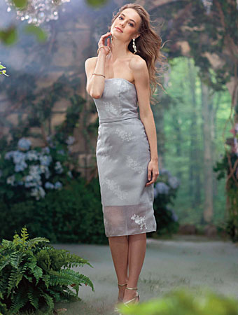 2014 Disney Maiden Bridesmaid Dresses from Alfred Angelo - style 518