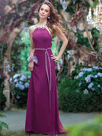 2014 Disney Maiden Bridesmaid Dresses from Alfred Angelo - Style 520
