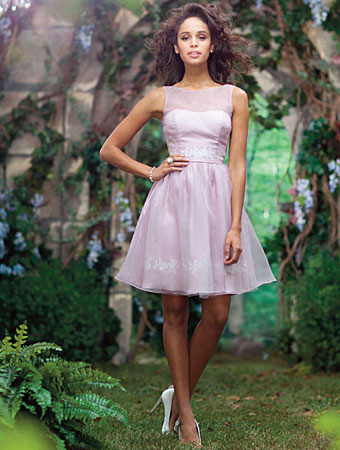 2014 Disney Maiden Bridesmaid Dresses from Alfred Angelo - Style 522