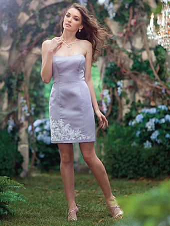 2014 Disney Maiden Bridesmaid Dresses from Alfred Angelo - Style 523
