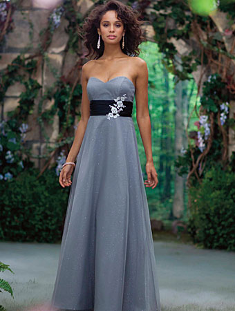 2017 Disney Maiden Bridesmaid Dresses From Alfred Angelo Style 524