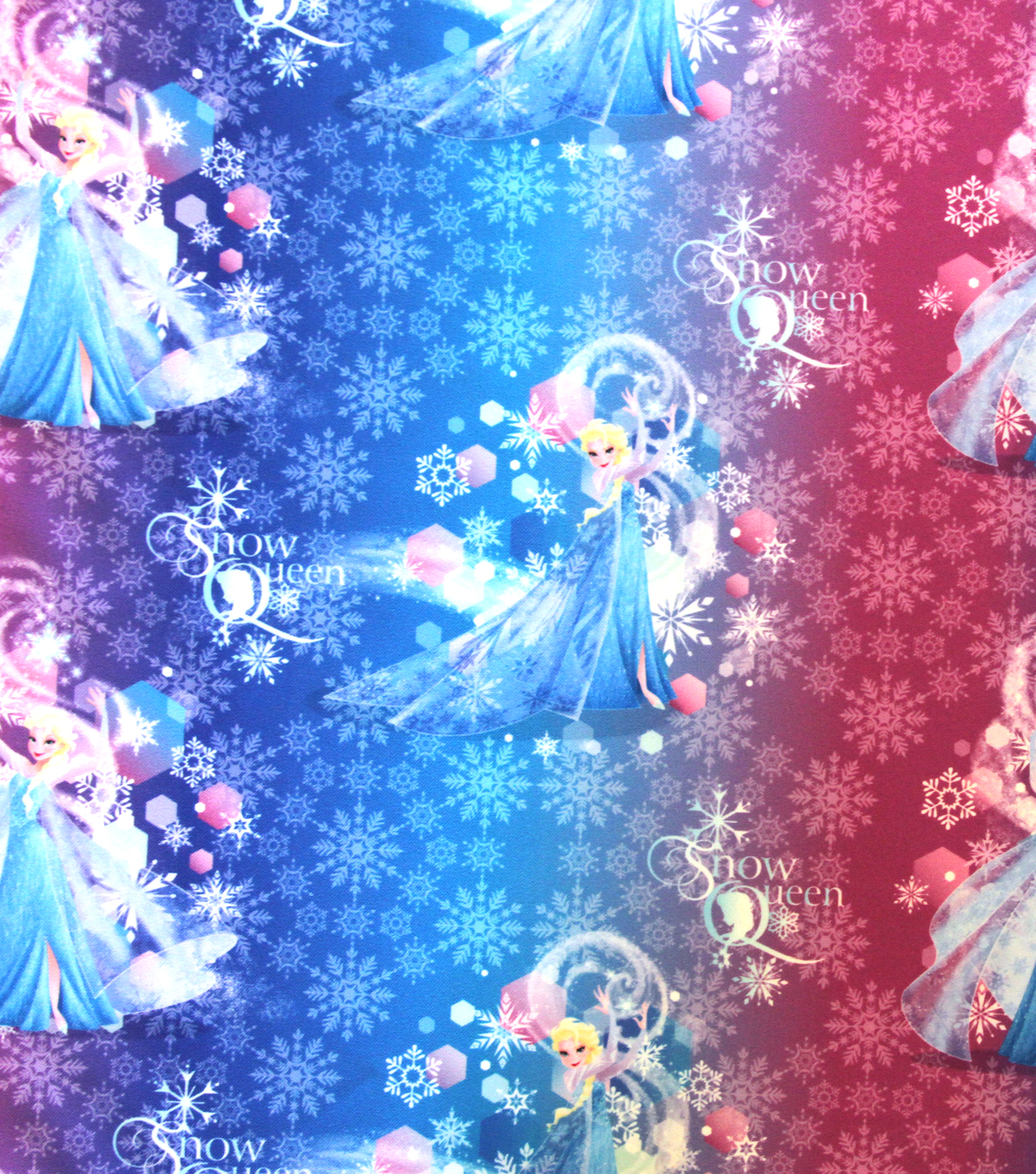 Elsa the Snow Queen Fabric from Joann Fabric and Crafts