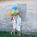 Rachelle and Justin's Inspired by Up Engagement Session
