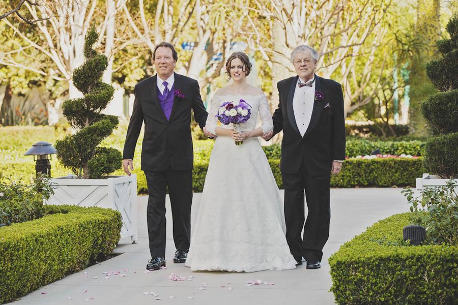 Majestic Disneyland Wedding - White Rabbit Photo Boutique