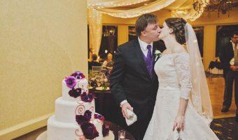 Majestic Purple Disneyland Wedding - White Rabbit Photo Boutique
