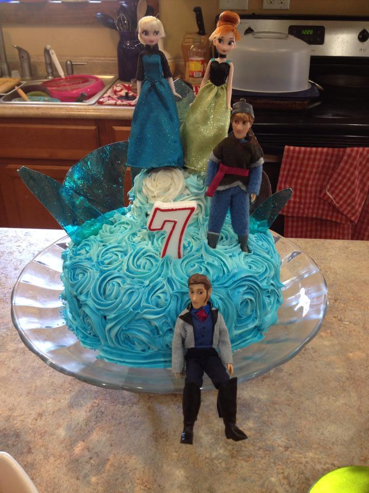Frozen Birthday Party for Under $100