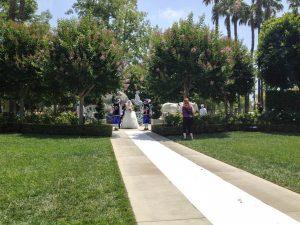 A Fairy Tale Disneyland Wedding