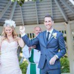 Heather and Adam's Romantic Disneyland Wedding