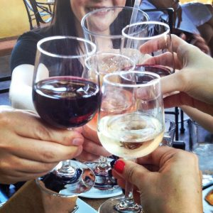 New Wine and Dine Options at Alfresco Tasting Terrace