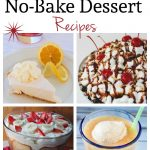 12 No Bake Dessert Recipes