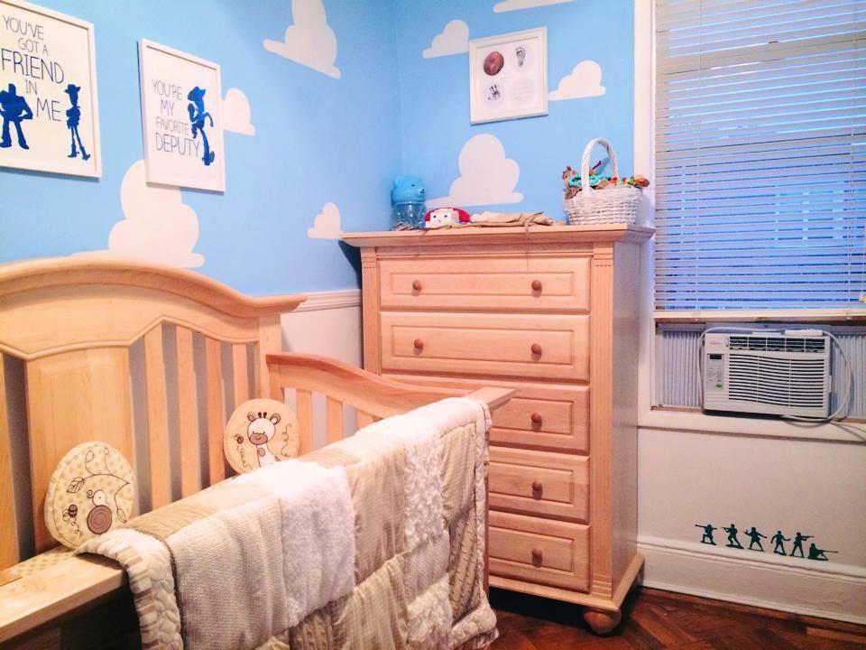 Toy Story Themed Nursery