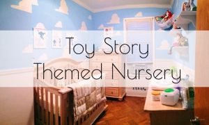 Toy Story Themed Nursery