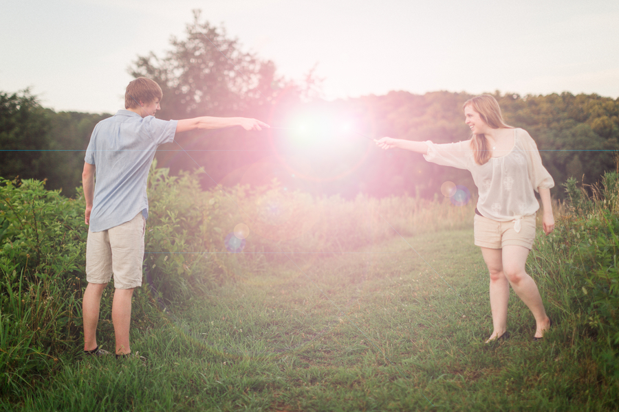 Doctor Who Engagement Photos // Jo Photo
