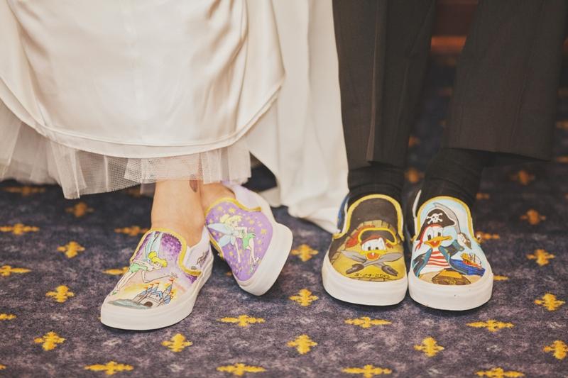 Springtime Disneyland Wedding // White Rabbit Photo Boutique