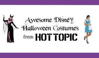 Hot Topic Has Awesome Disney Halloween Costumes