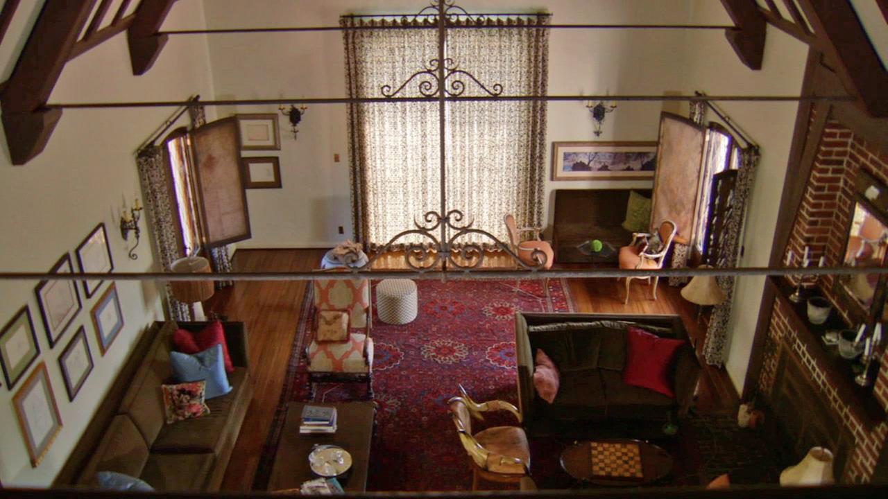 Take a Peek Inside Walt Disney's Los Feliz Home