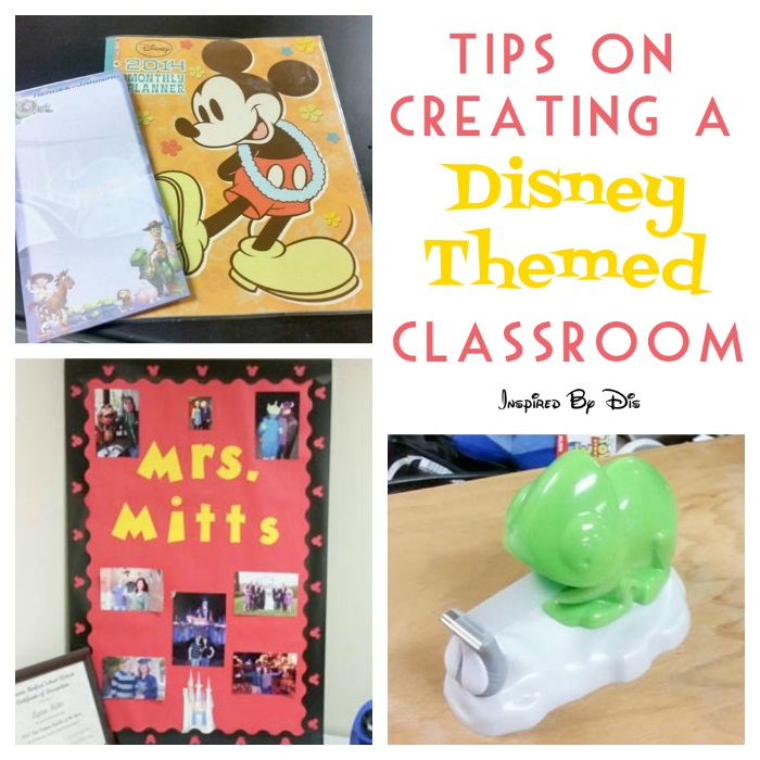 Mrs. Mitts' Disney Themed Classroom