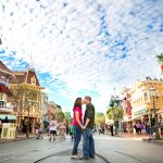 Kim and Terry's Disneyland Engagement Photos