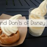 The Do's and Don'ts of Disney Dining