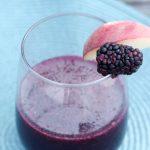 Peach Blackberry Sangria Recipe