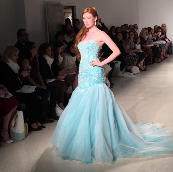 First Look at 2015 Disney Wedding Gowns from Alfred Angelo