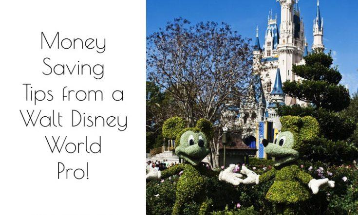 Walt Disney World Money Saving Tips from a Walt Disney World Pro!