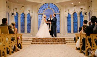 Stephanie and Adam's Walt Disney World Wedding // E. Gilbert Photography
