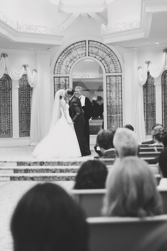 Stephanie and Adam's Walt Disney World Wedding // E. Gilbert Photography