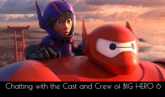 Chatting with the Cast and Creators of BIG HERO 6