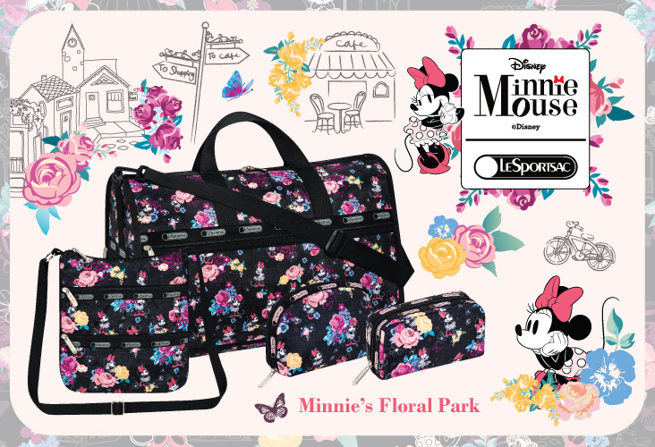 Add this Disney Minnie Mouse Collection from LeSportsac to Your Wish List
