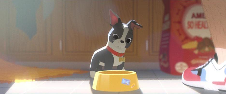 Sink Your Teeth into the New Disney Short Film FEAST