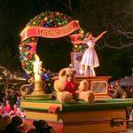 Experience the Disneyland A Christmas Fantasy Parade!
