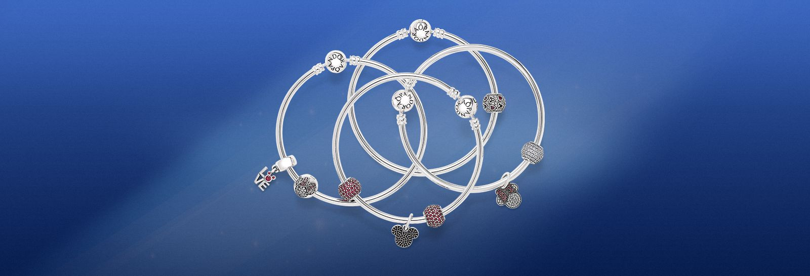 The CHARMing New Disney Collection by PANDORA