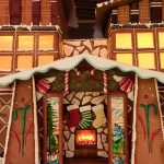 "A ""Grand"" Addition to Holiday Time at The Disneyland Resort – Disney's Grand Californian Hotel Gingerbread House"