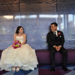 Jannette and Vincent's Fairy Tale Summer Disneyland Wedding