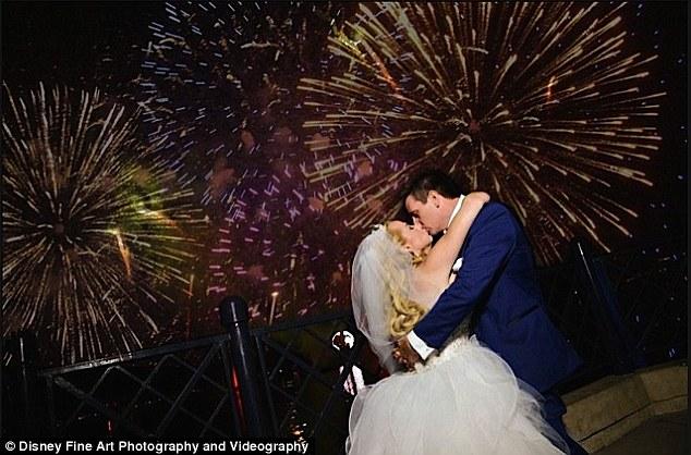 Walt Disney World Bride Defies Odds to Walk Down the Aisle