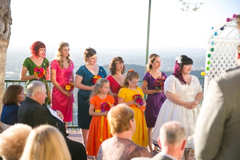 Courtney and Allen's UP Themed At-Home Disney Wedding // Chris + Jenn Photos