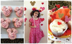 My First #DisneySide @Home Celebration – Galentine's Day Party