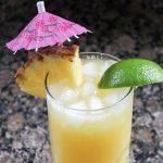 Pineapple Lime Margarita Recipe