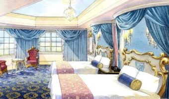 Hotel Room Envy - Disneyland Tokyo Hotel's New Themed Rooms