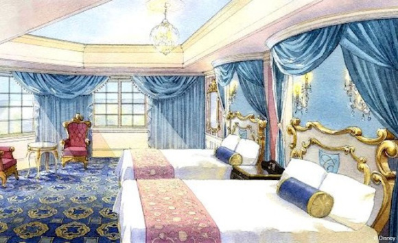 Hotel Room Envy Tokyo Disneyland Hotel S New Themed