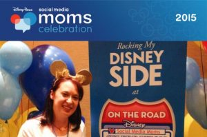 I'm Going to Disney Social Media Moms Celebration 2015!