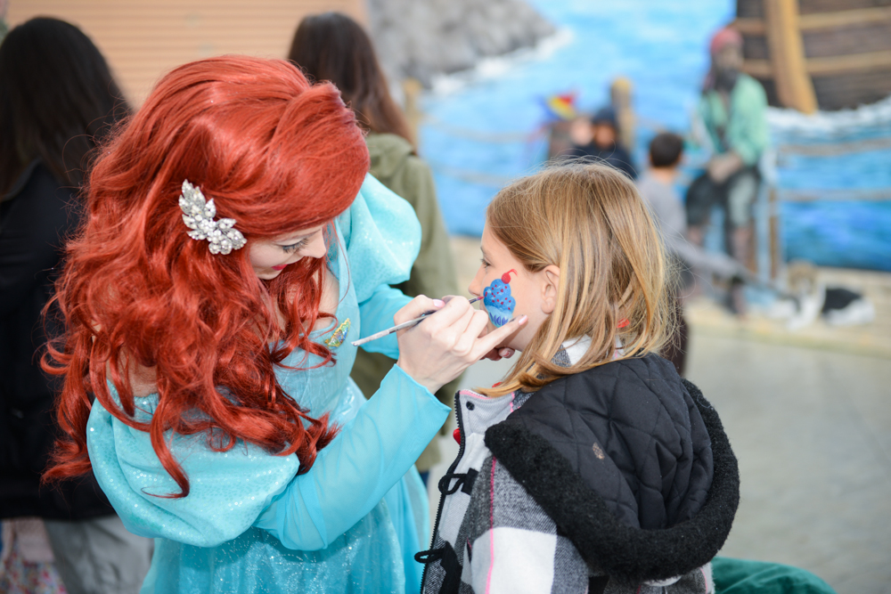 Lorelei's Pirate Mermaid Party // Ashley Richards Photography