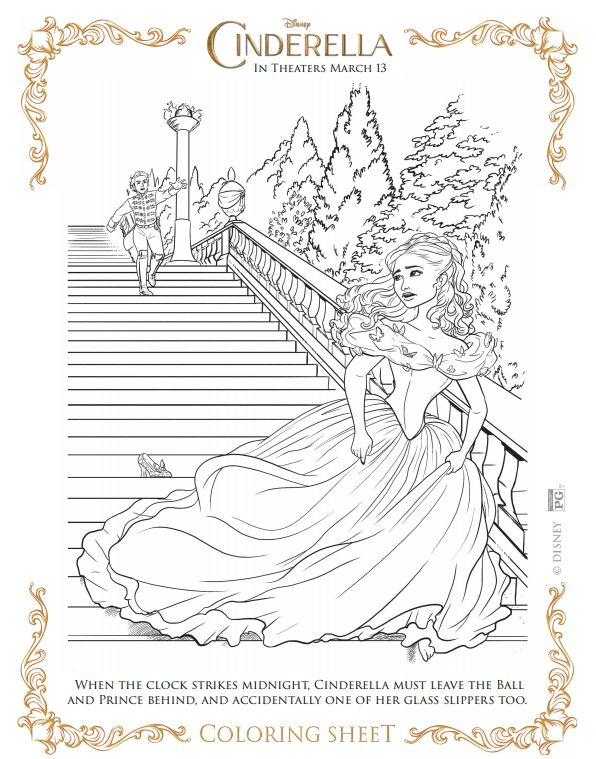It's just a picture of Crazy Cinderella Story Printable
