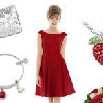 Snow White Bridesmaid Style