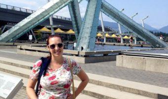 Alaska Cruise - Day 1 - Exploring Vancouver